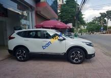 Cần bán Honda CR V năm 2018, màu trắng, xe nhập Thái Lan