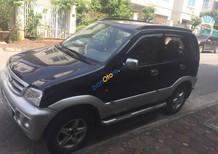 Cần bán Daihatsu Terios G năm 2005, màu đen xe gia đình, giá tốt
