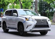 Cần bán xe Lexus GX sản xuất 2018, màu trắng, nhập khẩu nguyên chiếc