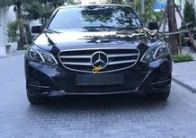 Bán Mercedes E250 2014, màu đen, xe cực đẹp