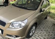 Bán Chevrolet Aveo G sản xuất năm 2017, màu vàng