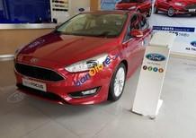 Bán Ford Focus đời 2018, màu đỏ, hỗ trợ Ngân hàng 80 - 90 % giá trị xe