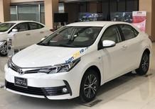 Bán ô tô Toyota Corolla Altis 1.8E CVT năm 2018, màu trắng