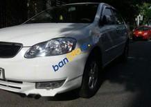 Bán Toyota Corolla Altis MT 1.8G sản xuất 2002, màu trắng