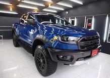 Bán xe Ford Ranger Raptor 2.0L Bi-Turbo năm sản xuất 2018, màu xanh lam, nhập khẩu nguyên chiếc