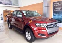 Cần bán xe Ford Ranger sản xuất 2018, màu đỏ, xe nhập