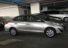 Bán Toyota Vios E 2019, giá tốt nhất, trả góp 80% giá trị xe, lh 0988611089