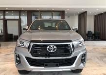 Đại lý Toyota Thái Hòa Từ Liêm, bán Toyota Hilux 2.4 E 4X2 AT 6 cấp, giá tốt nhất, LH: 0964898932
