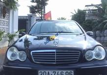 Cần bán xe Mercedes C240 sản xuất năm 2005, màu đen