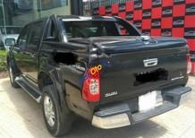 Bán gấp xe cũ Isuzu Dmax LS 3.0 4x2 MT 2011, màu đen, nhập khẩu
