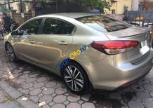 Cần bán Kia Cerato sản xuất 2016, màu vàng còn mới, giá 625tr