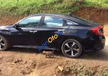 Cần bán lại xe Honda Civic 1.5 tubor năm 2016, màu đen