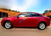 Bán Chevrolet Cruze MT năm 2017, màu đỏ