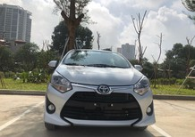 Bán Toyota Wigo 1.2AT 2018, sẵn xe, đủ màu, giao ngay, nhiều quà tặng LH: 0964898932