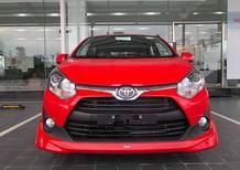 Đại lý Toyota Thái Hòa Từ Liêm bán Toyota Wigo 1.2AT 2018, sẵn xe, đủ màu, giao ngay, nhiều quà tặng - LH: 0964898932