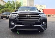 Bán Toyota Land Cruiser VXS 4.6 V8 đời 2019, màu đen, nhập Trung Đông mới 100%