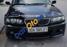 Bán xe BMW 3 Series sản xuất năm 2004, màu đen, nhập khẩu nguyên chiếc