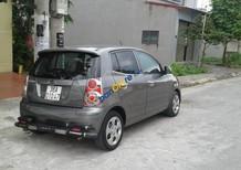 Bán ô tô Kia Morning năm 2011, màu xám, giá 140tr