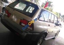 Bán Ssangyong Musso sản xuất 2004, màu vàng, nhập khẩu nguyên chiếc xe gia đình, giá chỉ 165 triệu