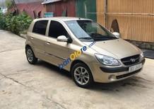 Bán Hyundai Getz sản xuất 2009, nhập khẩu