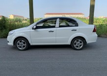 Bán xe Chervolet Aveo đời 2016 sedan 2 đầu, trắng, đẹp như mới 0964674331