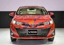 Bán ô tô Toyota Vios G năm sản xuất 2018, màu đỏ, giá chỉ 606 triệu