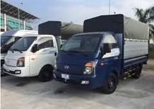 Bán xe tải Hyundai Porter(màu xanh lam) 1.5 tấn, giá cực mềm