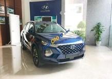 Cần bán xe Hyundai Santa Fe sản xuất 2018, màu xanh lam giá cạnh tranh