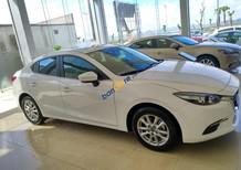 Cần bán xe Mazda 3 sản xuất năm 2018, màu trắng, 659 triệu