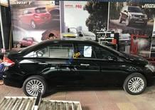 Bán Suzuki Ciaz sản xuất 2018, màu đen, nhập khẩu, giá 499 triệu