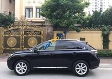 Cần bán gấp Lexus RX sản xuất 2009, màu đen, nhập khẩu nguyên chiếc Mỹ