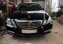 Cần bán Mercedes E250 sản xuất năm 2013, màu đen, nhập khẩu nguyên chiếc như mới