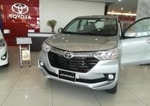 Bán Toyota Avanza 1.3MT 7 chỗ, nhập khẩu nguyên chiếc, hỗ trợ vay trả góp 85%