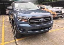 Bán xe Ford Ranger XLS MT mới phiên bản 1 cầu số sàn, thêm tính năng tay lái trợ lực điện, giới hạn tốc độ