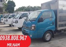 Giá xe tải nhẹ 900kg, 1 tấn 4, 1 tấn 9 Kia K200 đời 2018. Liên hệ 0938808967