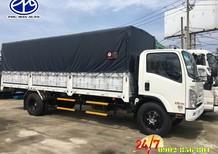 Đánh giá xe tải Isuzu 8 tấn, đặc điểm loại xe tải 8 tấn/ thùng dài 7 mét