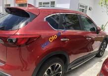 Cần bán lại xe Mazda CX 5 năm sản xuất 2017, màu đỏ còn mới