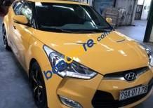 Cần bán xe Hyundai Veloster 1.6 năm 2011, màu vàng, xe nhập
