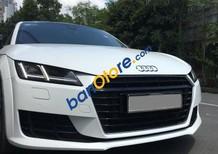 Bán Audi TT 2.0 AT sản xuất 2015, màu trắng, nhập khẩu nguyên chiếc như mới