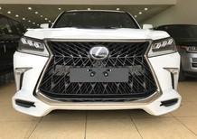 Bán ô tô Lexus LX 570 sản xuất 2018, màu trắng, xe nhập