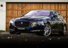 Cần bán xe Jaguar XF năm 2018, màu xanh lam, nhập khẩu nguyên chiếc