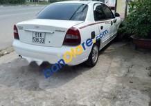 Cần bán Daewoo Nubira năm 2001, màu trắng, xe nhập chính chủ
