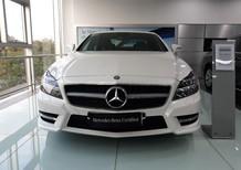 Bán Mercedes CLS350 AMG, màu trắng thể thao, nhập khẩu
