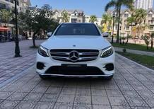 Bán ô tô Mercedes GLC300 sx 2017, màu trắng, odo 1,5v như mới