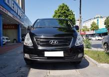 Cần bán xe Hyundai Grand Starex 2017, màu đen, xe nhập, giá tốt