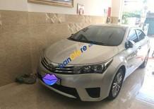 Cần bán lại xe Toyota Corolla Altis năm sản xuất 2016, màu bạc, 640 triệu