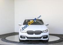 Bán ô tô BMW 7 Series 740 Li sản xuất năm 2018, màu trắng, xe nhập