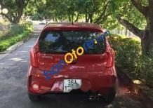 Cần bán lại xe Kia Morning Si năm 2015, màu đỏ