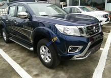 Bán Nissan Navara EL Premium sản xuất 2018, màu xanh lam, nhập khẩu, giá 643tr