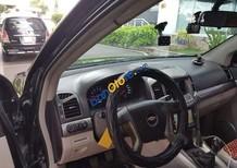 Cần bán Chevrolet Captiva năm sản xuất 2011, màu đen